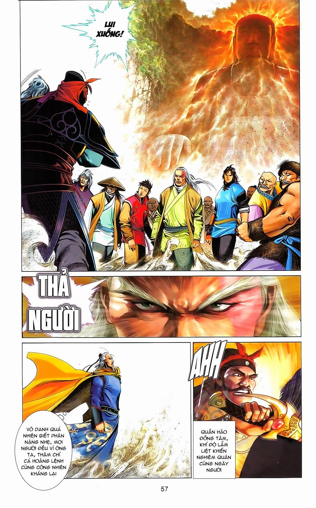 Phong Vân chap 668B Trang 33 - Mangak.info