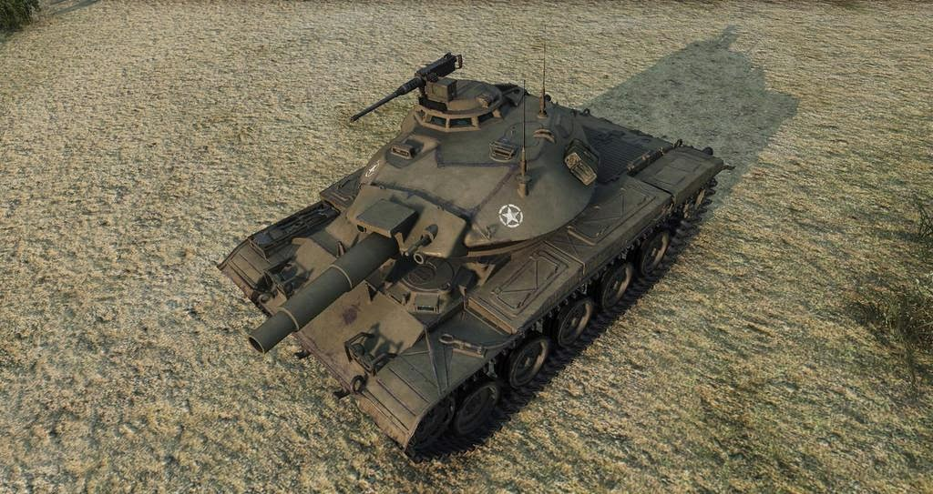 world of tanks t49