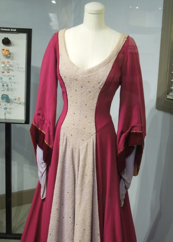 Maureen O'Hara Lady Godiva Coventry costume