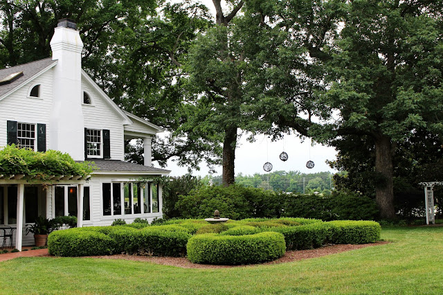 Beautiful B&B and gardens #garden #cottage #vacation