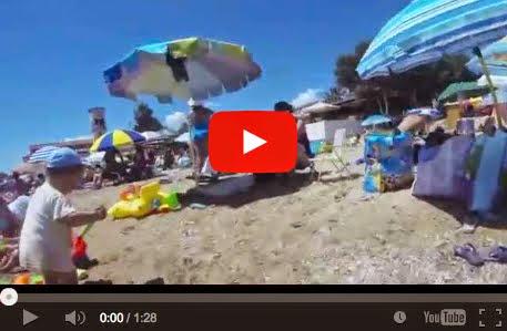 Άρτεμις - Οικογενειακή απόλαυση στις παραλίες
