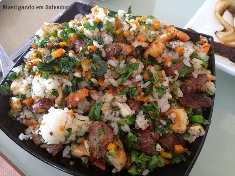 Soho Restaurante: Yakimeshi