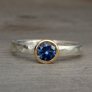 sapphire wedding ring