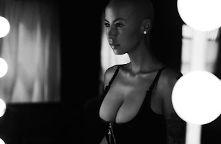 Amber Rose Art & Monochrome
