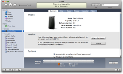 Cara Install iOS 5.1 pada iPhone, iPad, iPod 1