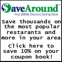 Save a little money when you dine out...