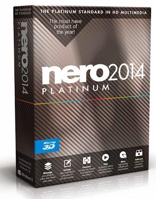 keygen para nero 2014 platinum