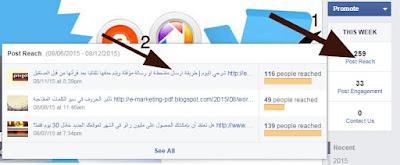 طريقة معرفة المعجبين بالصفحة على الفيس بوك