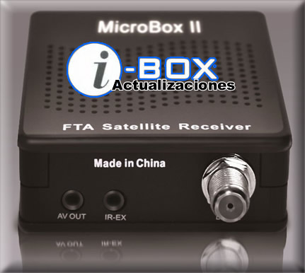 Download Actualizacion Microbox II ~ Actualizaciones I-box