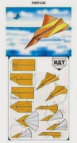 Paper Planes Tutorials
