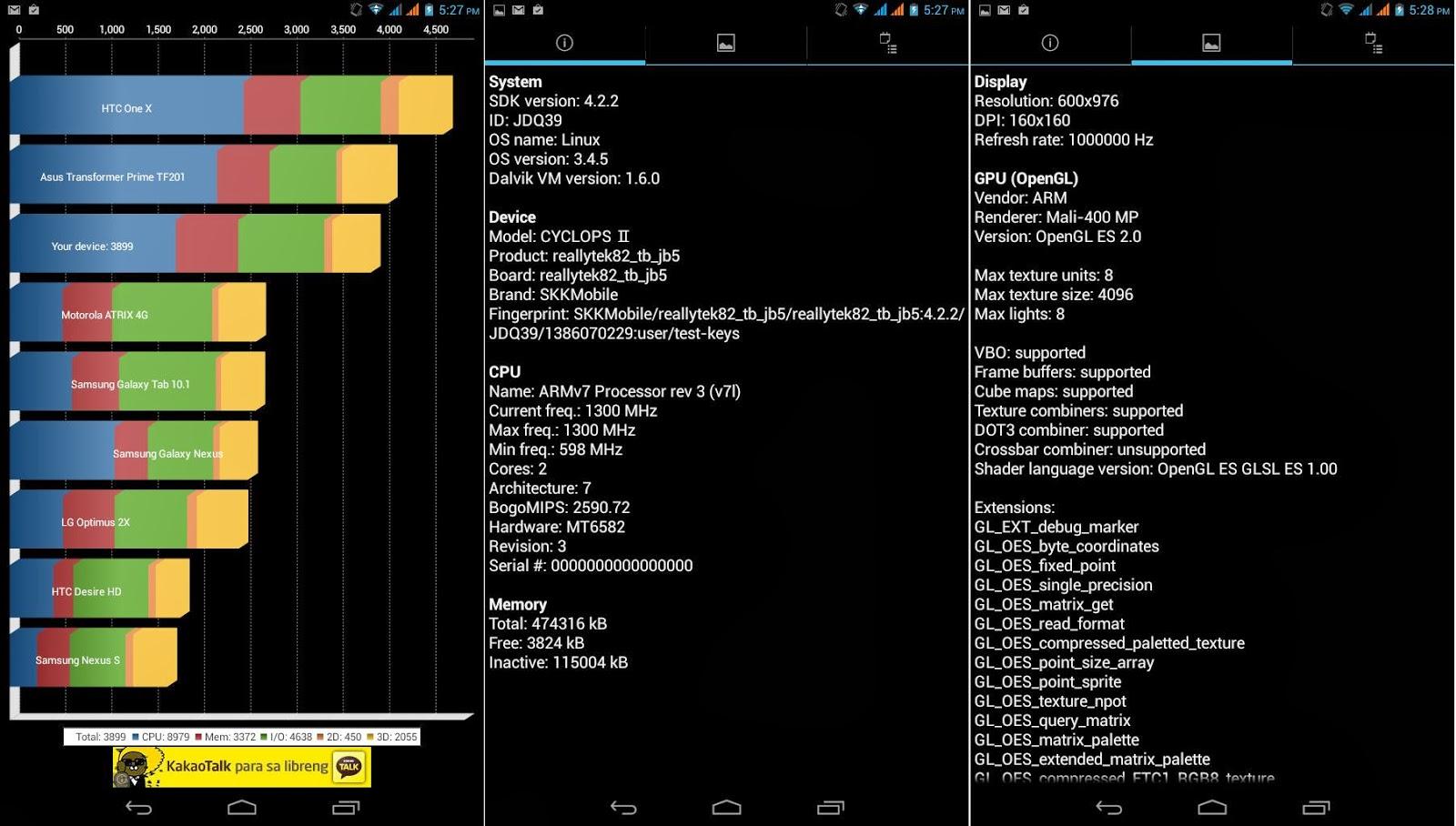 SKK Mobile Cyclops 2 Quadrant 3899
