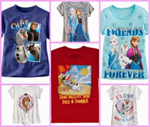 kohls frozen items