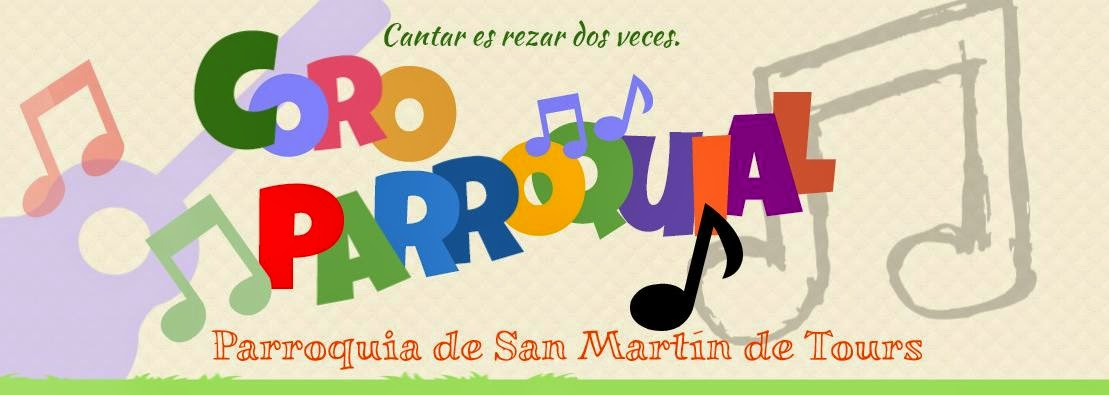 Coro San Martín de Tours.