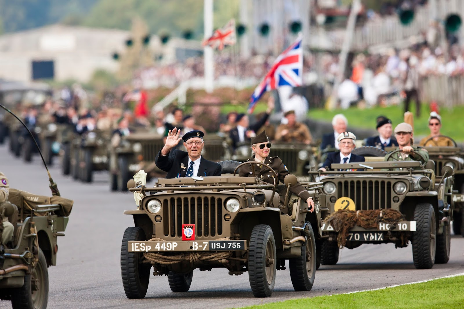 great moments  goodwood revival