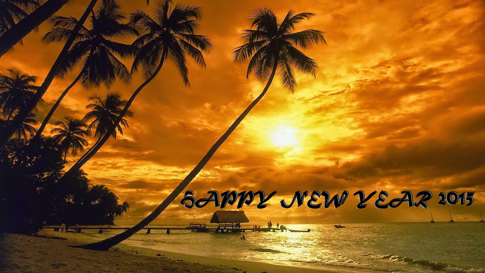 Latest Beautiful Happy New Year Pictures 2015 – Lovely Images