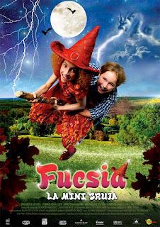 Fucsia, la mini bruja (2010) online y gratis