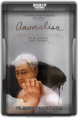 Anomalisa Torrent BDRip Dual Áudio 2015