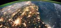 Time-Lapse de la tierra vista desde el espacio (video)