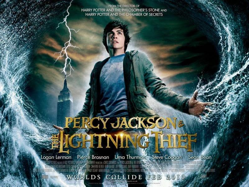 เพอร์ซี่ย์ แจ็คสัน กับสายฟ้าที่หายไป Percy Jackson the Olympians The Lightning Thief