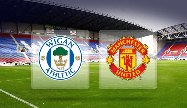 Manchester United v Wigan Athletic