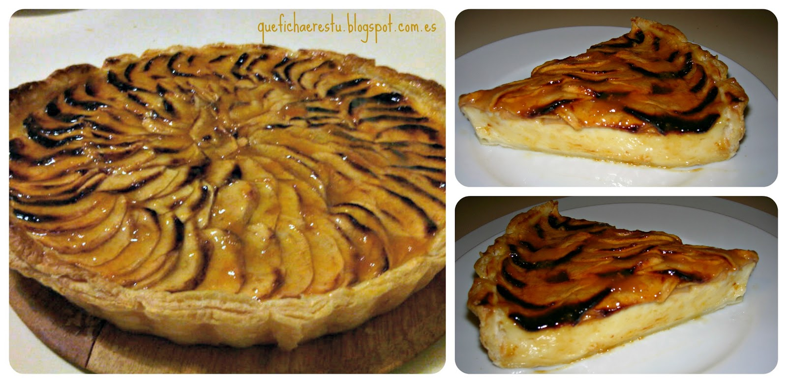 tarta de manzana de mi abuela / My grandmother's apple pie