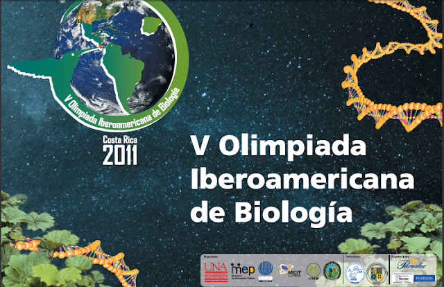V OLIMPIADA IBEROAMERICANA DE BIOLOGIA  O.I.A.B. COSTA RICA