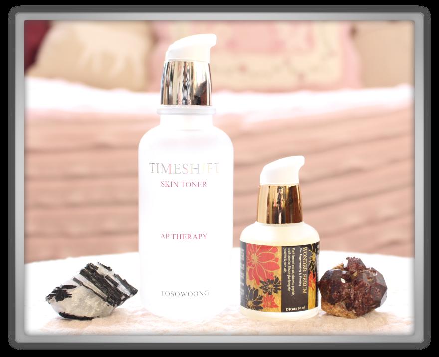 겟잇뷰티박스 by 미미박스 memebox beautybox Superbox #35 Fermented Cosmetics 2 unboxing review box dran wonder serum tosowoong time shift toner