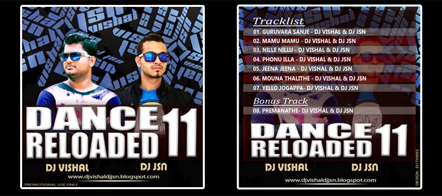DANCE RELOADED 11