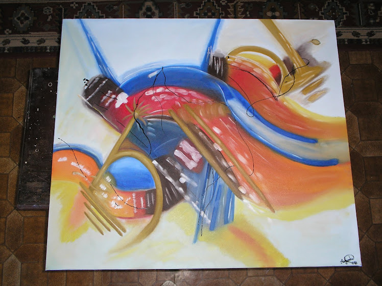 Tela-Abstrato
