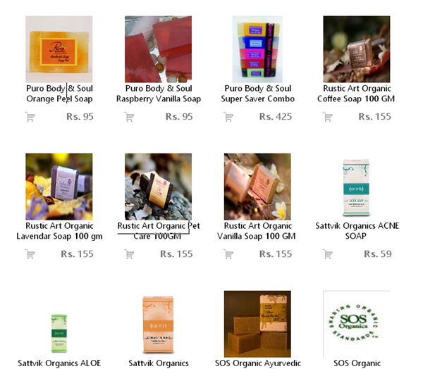 Cruelty free products in India