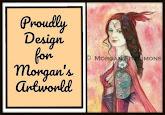 DT member Morgan's Art World