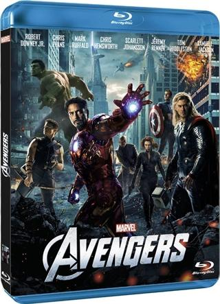 The Avengers Los Vengadores 720p HD Español Latino Dual BRRip 2012
