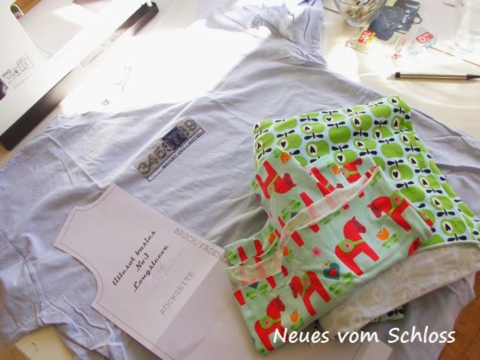 Creadienstag upcycling- neuesvomschloss.blogspot.de