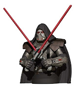 Darth Malgus Mini Bust Gentle Giant