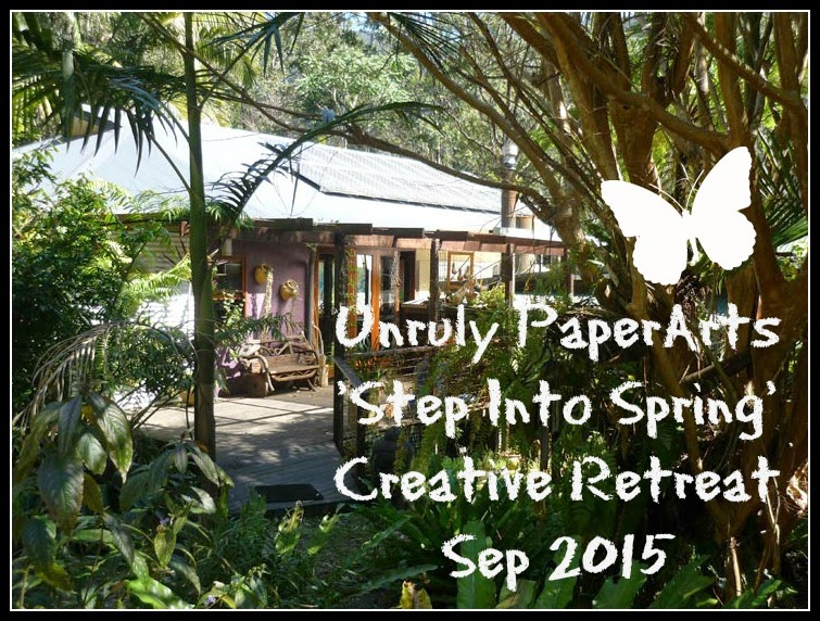 Unruly Paperarts Craft Retreat