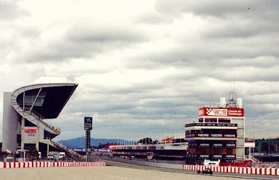 Circuito de Catalunya. Montmeló