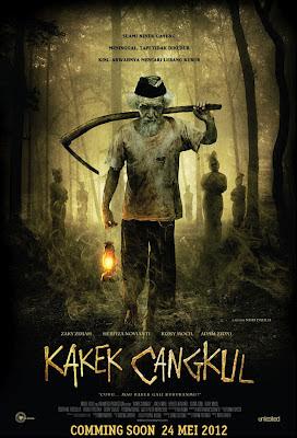 Kakek Cangkul 2012 di Bioskop