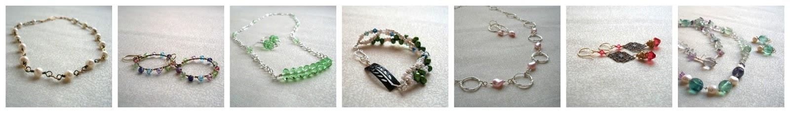 Meadowland Designs Handmade Feminine Jewelry Desgins