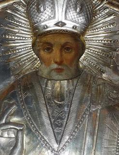Icoana Sfantului Nicolae