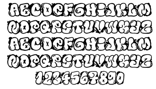 alphabet graffiti bubble alphabet graffiti bubble alphabet graffiti ...