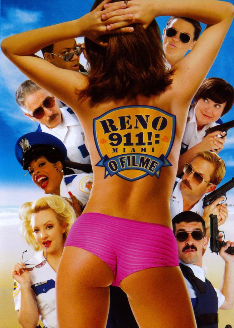 Reno 911: Miami Dublado