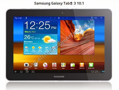 Samsung Galaxy Tab 3 10.1 P5220 Android Tablet Black Front Image & Photo Review