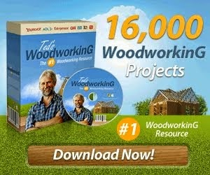 16000 wood working plans