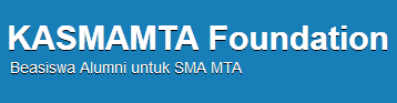 Beasiswa Kasmamta Foundation