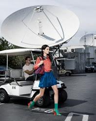 """SAT & PC GIRL """"SKY TV DUBAI"""""""
