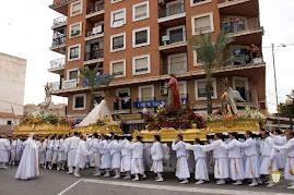 Cofradía de Ntro. Señor Jesucristo Resucitado de Alcantarilla (Murcia)