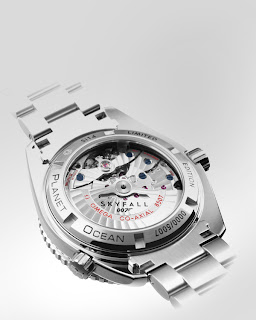 Omega Seamaster Planet Ocean 600M SKYFALL Limited Edition: Understated, Infinitely Usable, All Bond