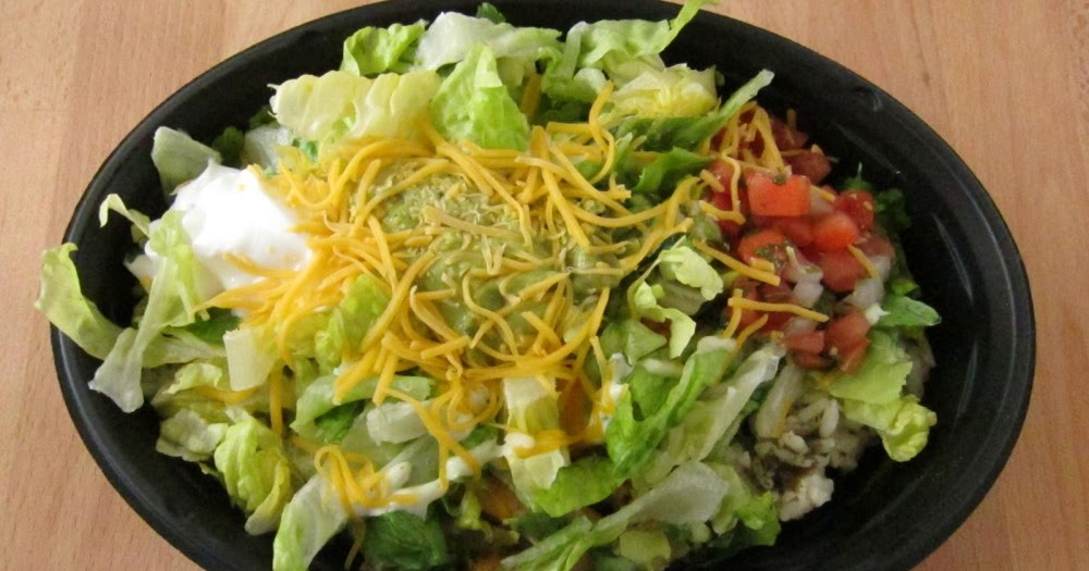 Veggie Burger Salad Bowl