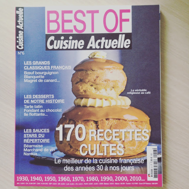 Best Of Cuisine Actuelle magazine France
