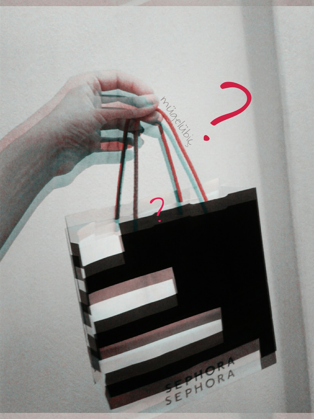 Sephora Alışverişim, Sephora Haul
